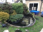 Croydon London pond liner repair