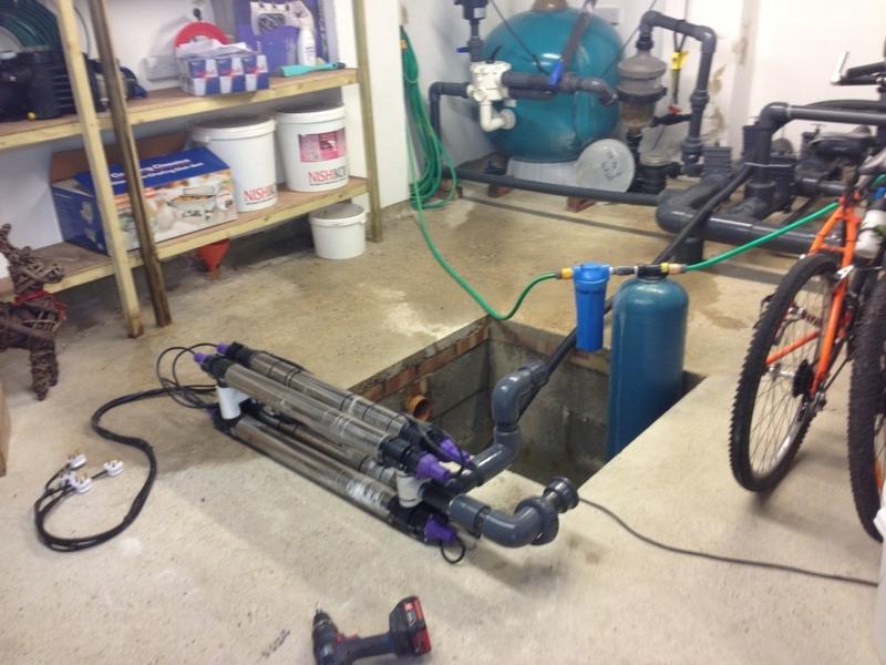 Pump and UVC upgrade Woodford, Essex