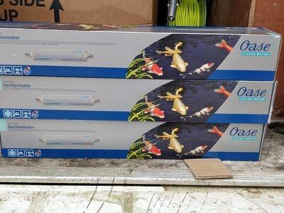 Oase Aqua Active de chlorinator cartridge supply & installation Woodfordgreen, London