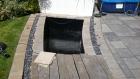 Pinner, Middlesex pond repair