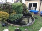 Croydon London pond liner repair