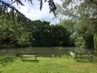 Excess aquatic vegetation removal South Wooden Ferris Essex