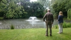 Otterbine fractional series aerating fountain Install South Wooden Ferris Essex