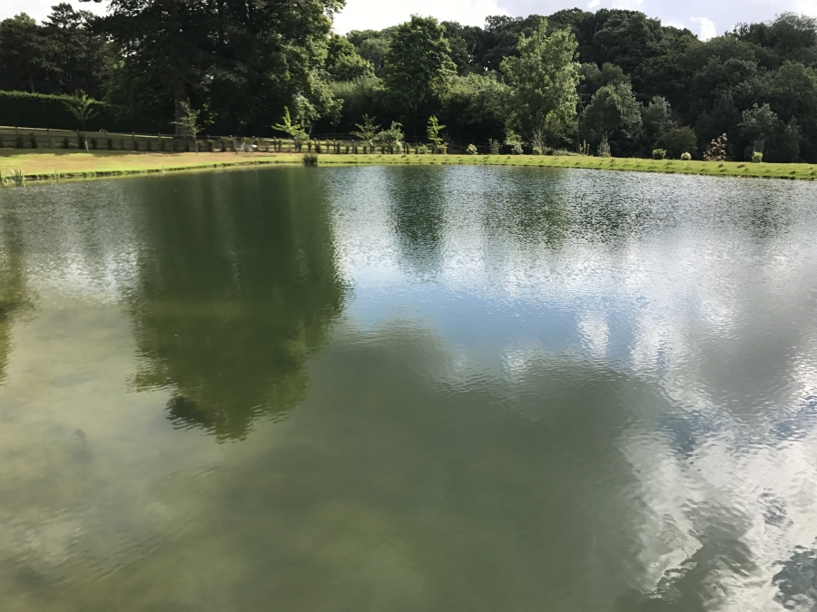 Pond, Lake and fishery aeration